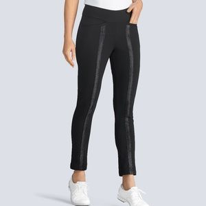 Nia Pull-On Knit Ankle Pant